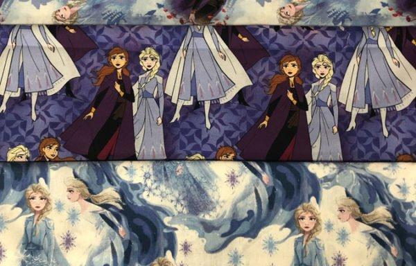 Disney Frozen Book & Fabric