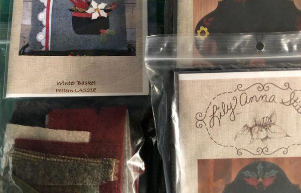 Wool Kits by LilyAnna Stitches