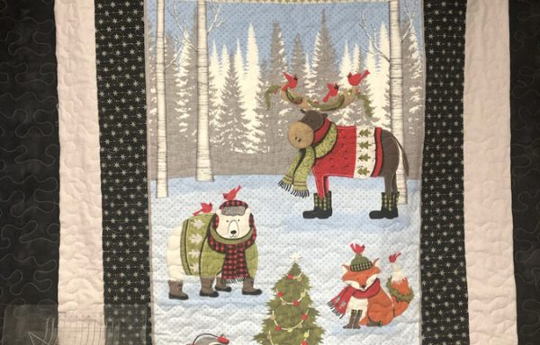 Critters – Panel and pattern