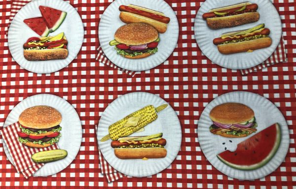 Chicago Hotdog Panel