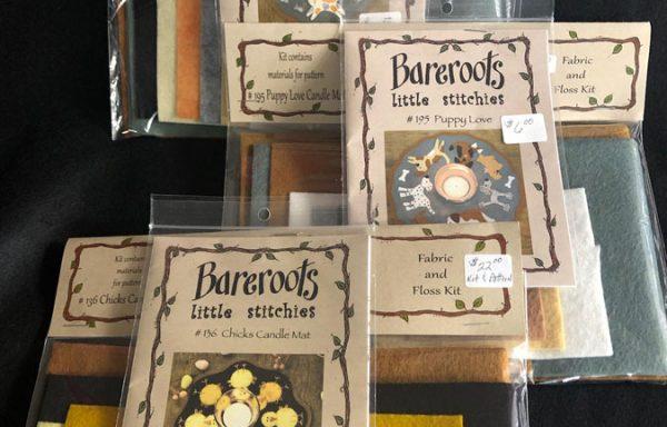 Bareroots Kits
