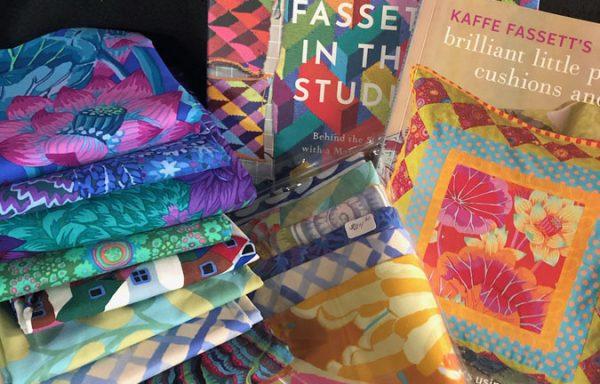 Kaffe Fassett Books/ Fat 1/4's