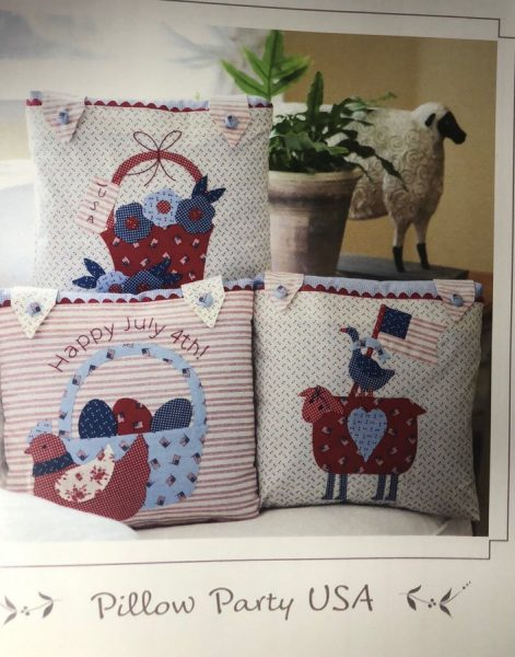 Patterns - Quilt Pillows