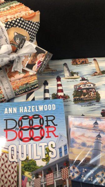 Books and Lighthouse Fabrics