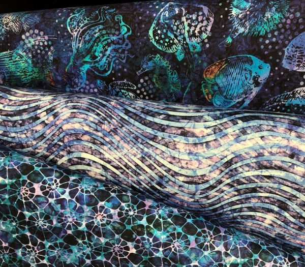 Oceania by Quilted Treasures