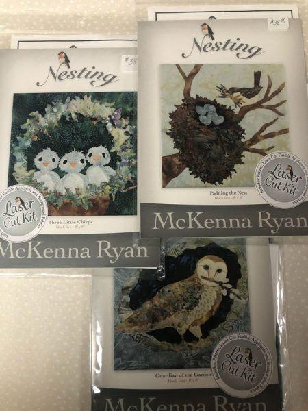 McKenna Ryan Laser Cut kits